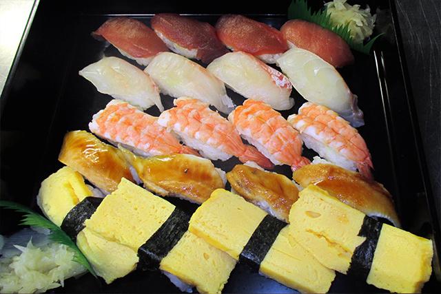 にぎり寿司食べ放題
